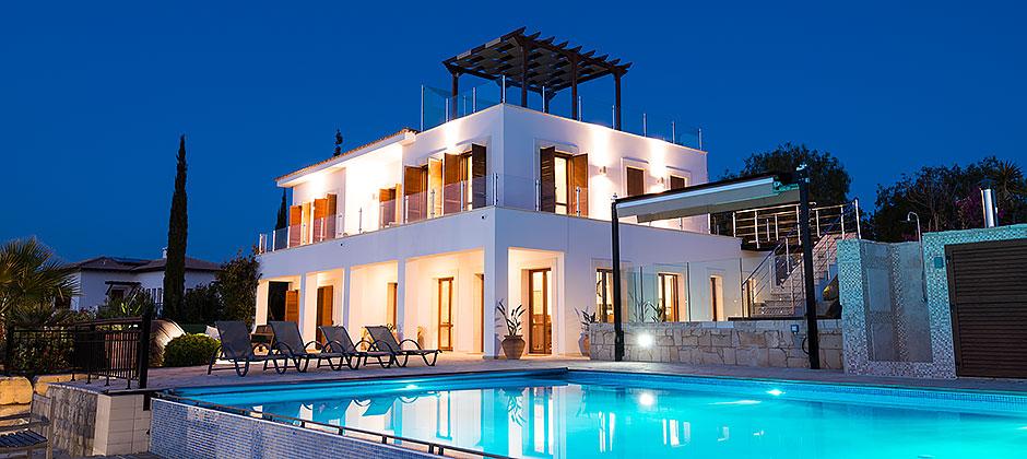 Cyprus Holiday Villa 88038