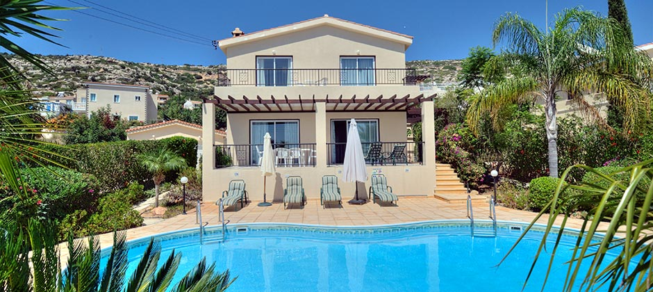Cyprus Holiday Villa 46975
