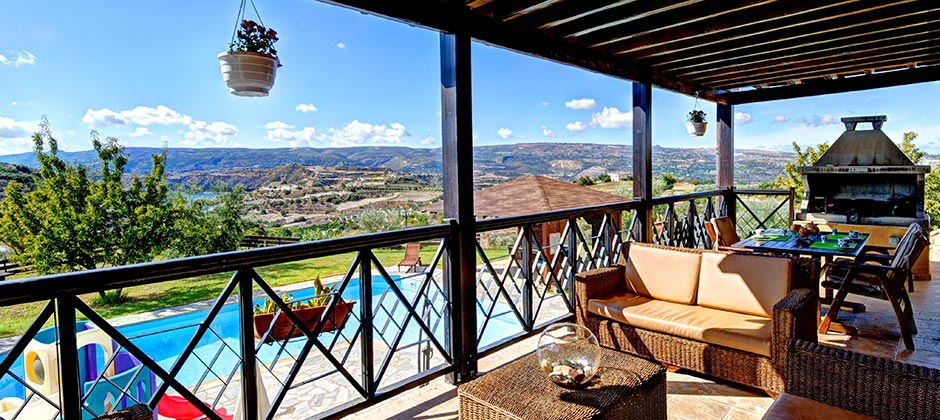 Cyprus Holiday Villa 482