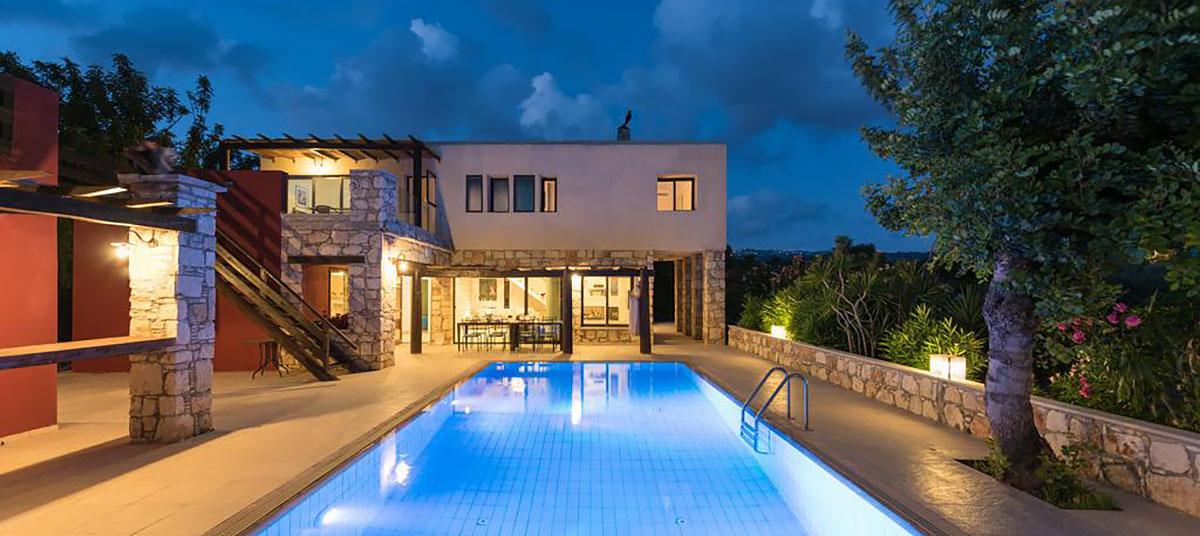 Cyprus Holiday Villa 27277