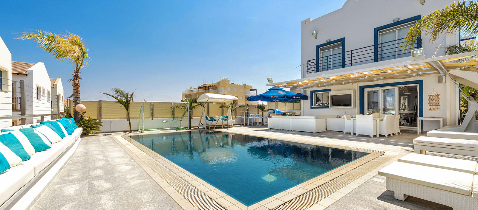 Cyprus Holiday Villa 491425