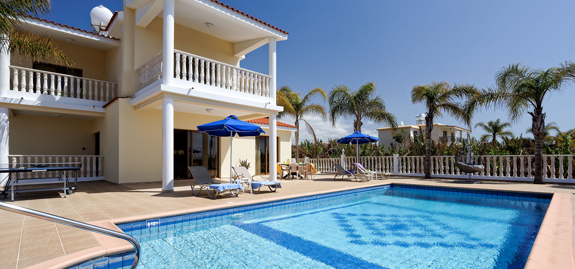 Cyprus Holiday Villa 176109