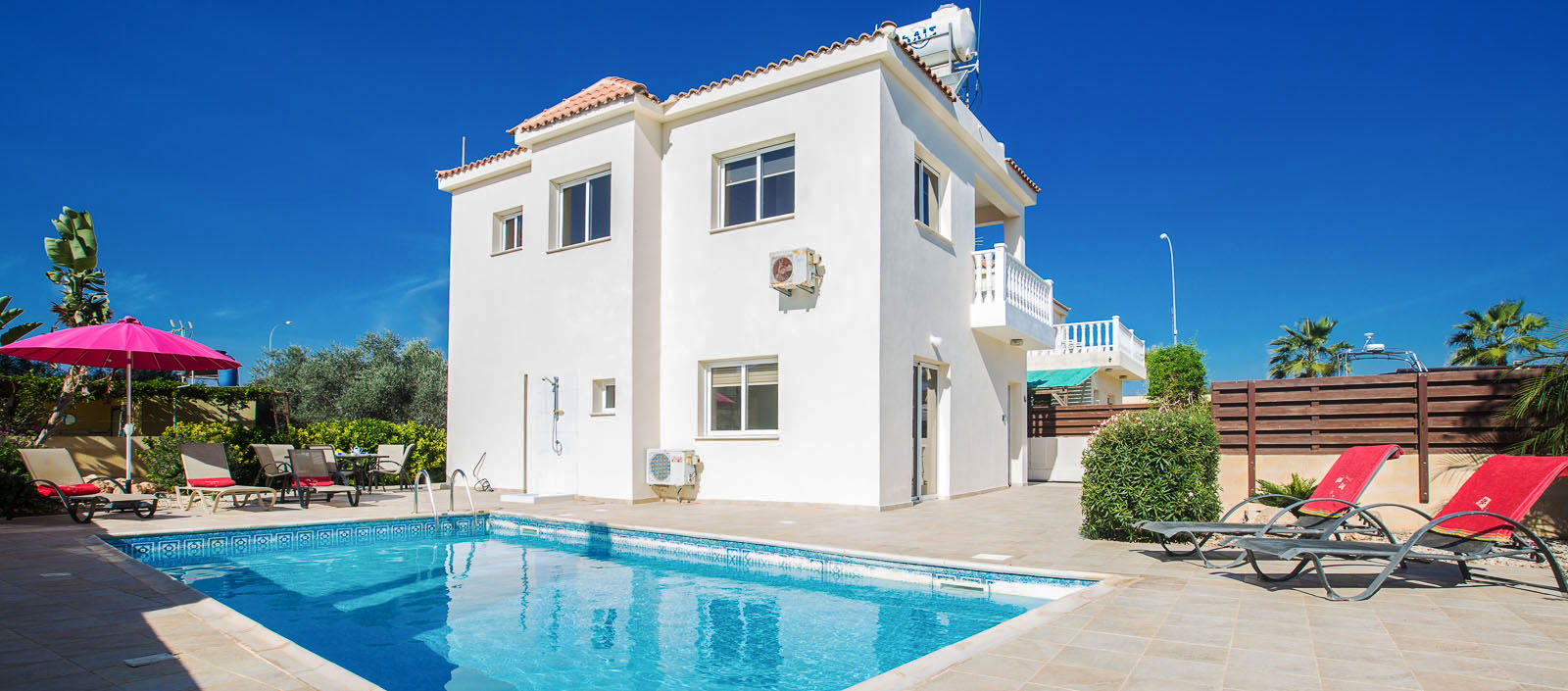 Cyprus Holiday Villa 490038