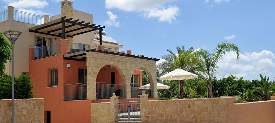 Cyprus Holiday Villa 43876