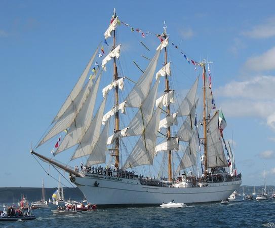 Falmouth Tall Ships, Cornwall