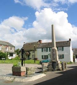 Tregony, Roseland, Cornwall